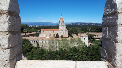 Île Saint-Honorat Abbey