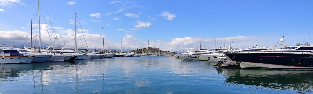 Port Vauban d'Antibes