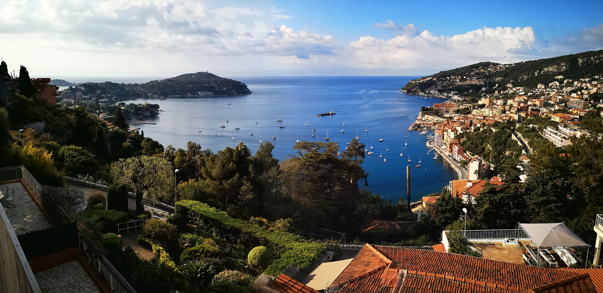 Bay of Villefranche & Cap Ferrat