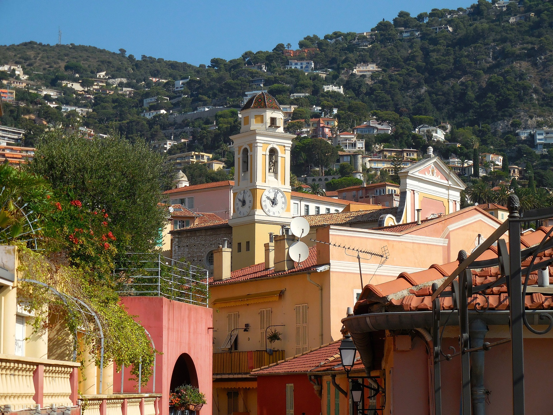 Iconic Villefranche